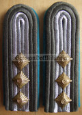 sbl013 - STABSFAEHNRICH - Luftstreitkraefte - Airforce - pair of shoulder boards