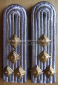 sblv024 - HAUPTMANN - Luftverteidigung - Air Defence - pair of shoulder boards