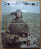 wb088 - 3 - GETREU DEM FAHNENEID - c1981 East German NVA Army photo book