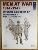 wb106 - JAPANESE AIR FORCES OF WORLD WAR II - Osprey Men at War series
