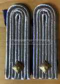 sbtp021 - UNTERLEUTNANT - Transportpolizei TraPo - Transport Police - pair of shoulder boards