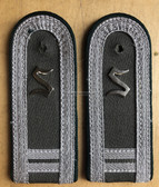 sblad016 - OFFIZIERSSCHUELER YEAR 2 - Officer Student - Rueckwaertige Dienste - Rear Services - pair of shoulder boards