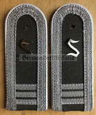 sblaw017 - OFFIZIERSSCHUELER YEAR 3 - Officer Student - Infanterie - Infantry - pair of shoulder boards