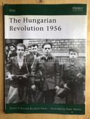 wb006 - THE HUNGARIAN REVOLUTION 1956 - Osprey Elite series