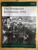 wb006 - THE HUNGARIAN REVOLUTION 1956 - Osprey Elite series