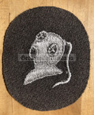 om354 - Grenztruppen border guards Taucher Diver qualification sleeve patch
