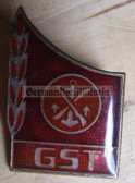 om369 - GST Bester Badge - worn on uniforms