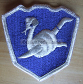 wh030 - 2 - US Army 258th Infantry Brigade / 158th Maneuver Enhancement Brigade uniform unit patch