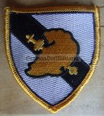 wh032 - 2 - US Army U.S. Military Academy (USMA) West Point uniform unit patch