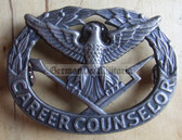 wh011 - US Army Career Counselor Qualification badge for uniform wear