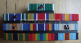 wh001 - US Army large medal award ribbon bar