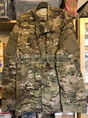 wh047 - c2001 dated US Army Multicam camo uniform jacket - size X Large