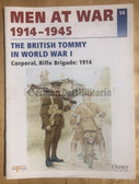 wb122 - THE BRITISH TOMMY IN WWI - Osprey Men at War series