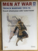 wb128 - TRENCH WARFARE 1914-16 - Osprey Men at War series