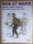 wb131 - ISRAELI ARMY 1948-73 - Osprey Men at War series