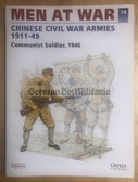 wb134 - CHINESE CIVIL WAR ARMIES 1911-49 - Osprey Men at War series