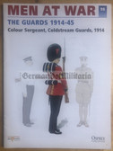 wb140 - THE THE GUARDS 1914-45 BRITISH ARMY - Osprey Men at War series