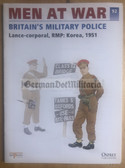 wb141 - BRITAIN'S MILITARY POLICE - Osprey Men at War series