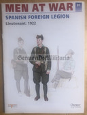wb142 - SPANISH FOREIGN LEGION - Osprey Men at War series