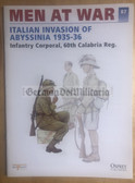 wb143 - ITALIAN INVASION OF ABYSSINIA 1935-36 - Osprey Men at War series