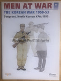 wb144 - THE KOREAN WAR 1950-53 - Osprey Men at War series