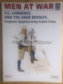 wb154 - TE LAWRENCE AND THE ARAB REVOLTS - Osprey Men at War series