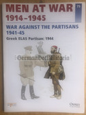 wb155 - WAR AGAINST THE PARTISANS 1941-45 - Osprey Men at War series