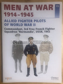 wb157 - ALLIED FIGHTER PILOTS OF WWII - Osprey Men at War series