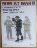 wb159 - CANADIAN FORCES IN WWII - Osprey Men at War series
