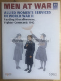 wb162 - ALLIED WOMEN'S SERVICES IN WWII - Osprey Men at War series