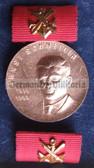 om975 - Ernst Schneller Medal in Bronze - highest GST medal