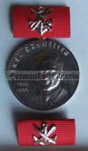 om976 - Ernst Schneller Medal in Silver - highest GST medal