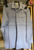 be039 - original British RAF officer uniform shirt - size 42