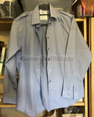 be040 - original British RAF officer uniform shirt - size 37/100