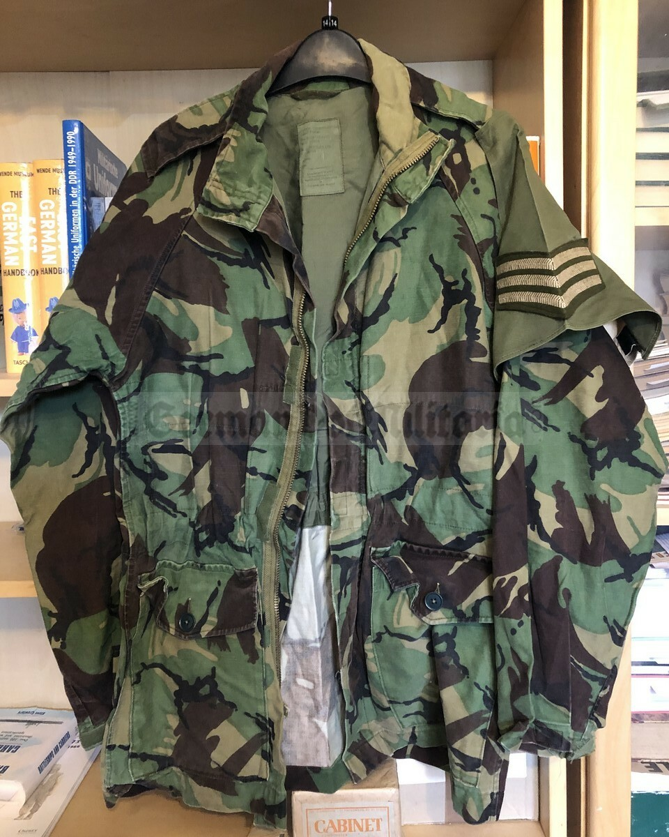 Royal Air Force Identity Emb DPM RAF Patch Brown on Khaki British Army