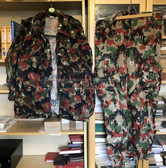 be074 - Swiss Army Alpenflage camo suit - jacket & trousers - great for airsoft