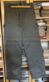 be159 - East German Kampfgruppen  winter Combat trouser- size m48