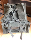 wo441 - c1964 dated 44 pattern British backpack for the Larkspur A14 radio