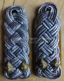 sblay026 - OBERSTLEUTNANT - Nachrichten - Signals - pair of shoulder boards