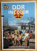 r862 - 2 - DDR IN COLOR - Photos of East Berlin from 1966 to 1990 - in German, English, French, Italian, Dutch and Spanish