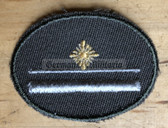 sbutvc021 - FELDDIENST UTV UNTERLEUTNANT - cap insignia - all branches of the army and border guards