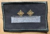 sbutv012 - 2 - FELDDIENST UTV OBERFAEHNRICH - all branches of the army and border guards