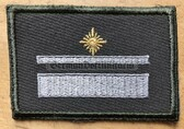 sbutv021 - FELDDIENST UTV UNTERLEUTNANT - all branches of the army and border guards