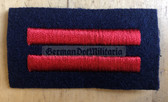 om174 - 2 - DSR East German Merchant Navy apprentice sailors 2nd year uniform sleeve patch
