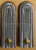 sblar021 - 2 - UNTERLEUTNANT - Artillerie - Artillery - pair of shoulder boards