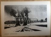 po096 - large NVA poster print - Volksmarine garrison town Lichtenhagen