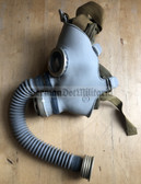 wo545 - 4 - Soviet PDF-7 civilian gas mask for use by children - complete with bag