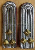 sblar023 - OBERLEUTNANT - Artillerie - Artillery - pair of shoulder boards
