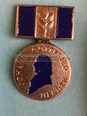 om054 - 6 - Herder Medal in blue - for award to school students - with box