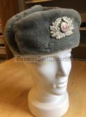 wo624 - Volkspolizei VP VoPo police officer Winter Fur Cap Ushanka - different sizes available